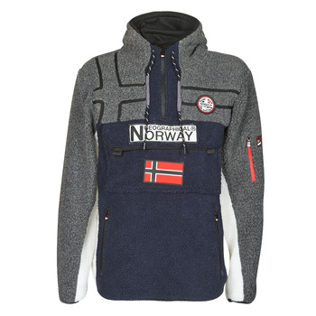 tekstylia Męskie Polary Geographical Norway RIAKOLO Marine