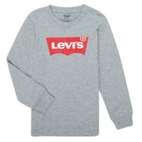 tekstylia Chłopiec T-shirty z długim rękawem Levi's BATWING TEE LS Szary
