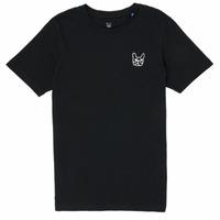 tekstylia Chłopiec T-shirty z krótkim rękawem Jack & Jones JJAARHUS TEE Czarny