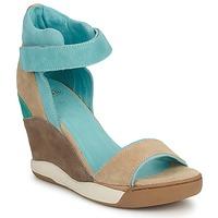 Buty Damskie Sandały Ash HELOISE Brązowy / Niebieski