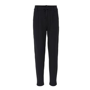 tekstylia Dziewczynka Spodnie z lejącej tkaniny / Alladynki Only KONPOPTRASH Czarny