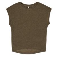 tekstylia Dziewczynka T-shirty z krótkim rękawem Only KONSILVERY Czarny