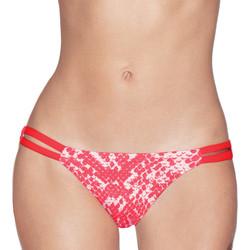 tekstylia Damskie Bikini: góry lub doły osobno Maaji 2061SCC21 960 Czerwony