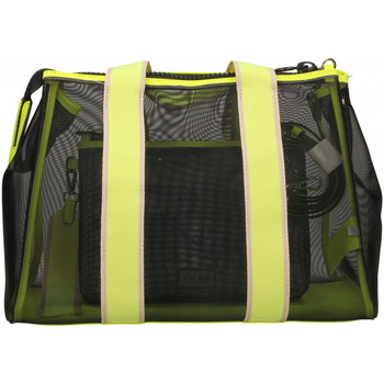 Torby Damskie Torby shopper Gum MOSQUITOS 11145-nero-giallo-fluo