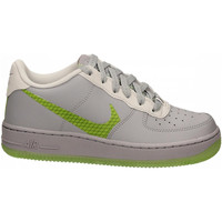 Buty Damskie Fitness / Training Nike AIR FORCE 1 LV8 white-fluo