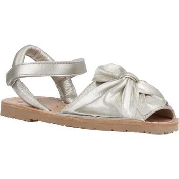 Buty Dziewczynka Sandały Ria 20090 27167 Złoto
