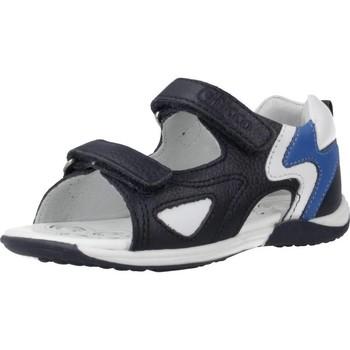 Buty Chłopiec Sandały sportowe Chicco 1063478 Niebieski