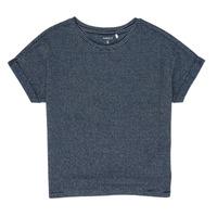 tekstylia Dziewczynka T-shirty z krótkim rękawem Name it NKFKYRRA Marine