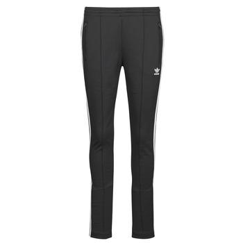 tekstylia Damskie Spodnie dresowe adidas Originals SST PANTS PB Czarny