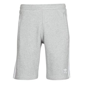 tekstylia Męskie Szorty i Bermudy adidas Originals 3-STRIPE SHORT Szary