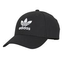 Dodatki Czapki z daszkiem adidas Originals BASEB CLASS TRE Czarny