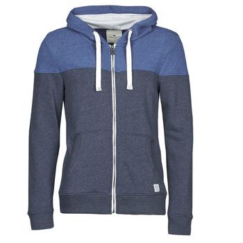 tekstylia Męskie Bluzy Tom Tailor 1021268-10668 Marine / Niebieski