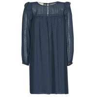 tekstylia Damskie Sukienki krótkie Moony Mood BREYAT Marine