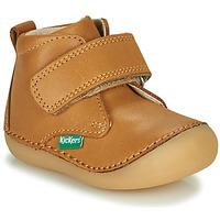 Buty Dziecko Buty za kostkę Kickers SABIO Camel