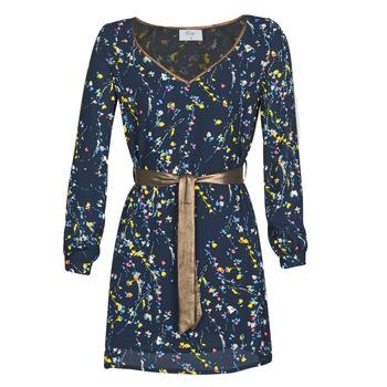 tekstylia Damskie Sukienki krótkie Betty London LIOR Marine