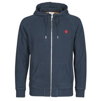 tekstylia Męskie Bluzy Timberland E-R Basic Reg Zip Marine