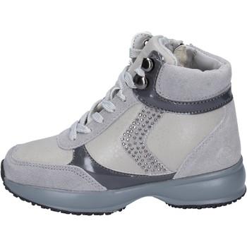 Buty Dziewczynka Trampki niskie Lumberjack Sneakersy BM363 Szary