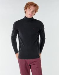 tekstylia Męskie Swetry Teddy Smith P-LOKI Czarny