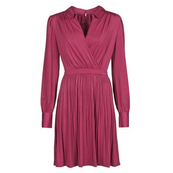 tekstylia Damskie Sukienki krótkie Marciano PLAYA DRESS Bordeaux