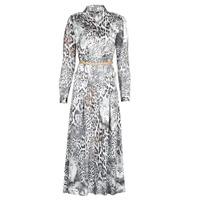 tekstylia Damskie Sukienki krótkie Marciano ROYAL FELIN DRESS Wielokolorowy
