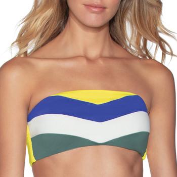 tekstylia Damskie Bikini: góry lub doły osobno Maaji 3186SBA01 730 Niebieski