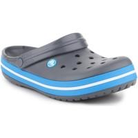 Buty Męskie Klapki Crocs Crocband  11016-07W szary