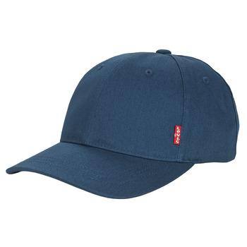 Dodatki Męskie Czapki z daszkiem Levi's CLASSIC TWILL RED CAP Niebieski