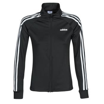 tekstylia Damskie Bluzy dresowe adidas Performance W D2M 3S TT Czarny