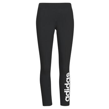 tekstylia Damskie Legginsy adidas Performance W E LIN TIGHT Czarny