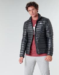 tekstylia Męskie Kurtki pikowane adidas Performance Varilite Jacket Czarny