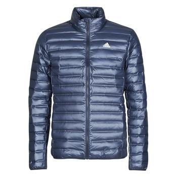 tekstylia Męskie Kurtki pikowane adidas Performance Varilite Jacket Encre / Légende