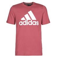 tekstylia Męskie T-shirty z krótkim rękawem adidas Performance MH BOS Tee Czerwony / Heritage
