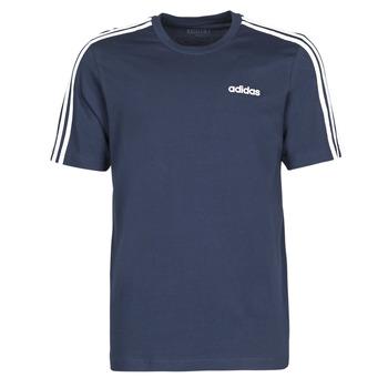 tekstylia Męskie T-shirty z krótkim rękawem adidas Performance E 3S TEE Encre / Légende