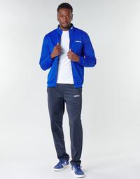 tekstylia Męskie Zestawy dresowe adidas Performance MTS BASICS Niebieski