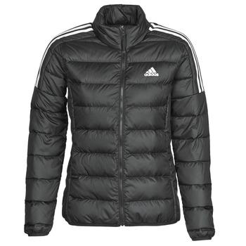 tekstylia Damskie Kurtki pikowane adidas Performance W ESS DOWN JKT Czarny