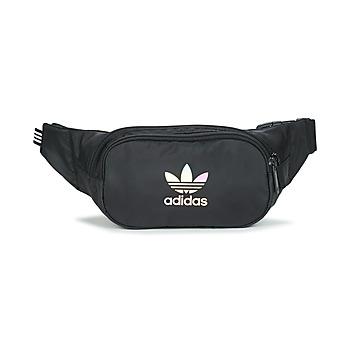 Torby Biodrówki adidas Originals ESSENTIAL WAIST Czarny