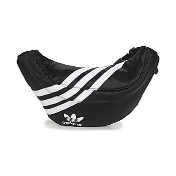 Torby Biodrówki adidas Originals WAISTBAG NYLON Czarny