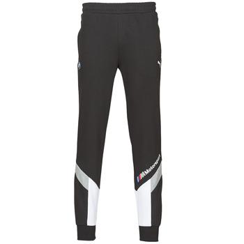 tekstylia Męskie Spodnie dresowe Puma BMW MMS MCS SWEAT PANTS SLIM FIT Czarny