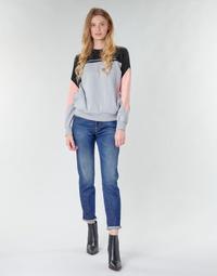 tekstylia Damskie Jeansy straight leg Diesel JOY Niebieski / 009et