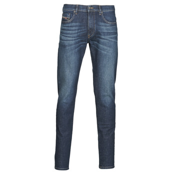 tekstylia Męskie Jeansy slim fit Diesel D-STRUKT Bleu09hn