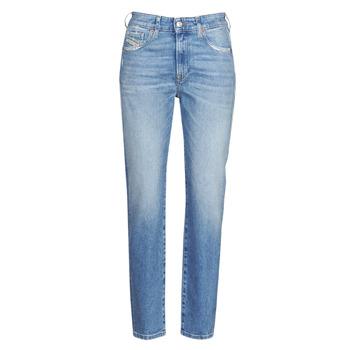 tekstylia Damskie Jeansy slim fit Diesel D-JOY Bleu009eu