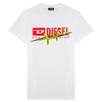 tekstylia Chłopiec T-shirty z krótkim rękawem Diesel TDIEGOBX2 Biały