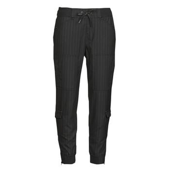tekstylia Damskie Spodnie z pięcioma kieszeniami Freeman T.Porter CELINE SILIANO Czarny