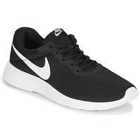 Buty Damskie Trampki niskie Nike TANJUN Czarny / Biały