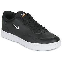 Buty Damskie Trampki niskie Nike COURT VINTAGE Czarny / Biały