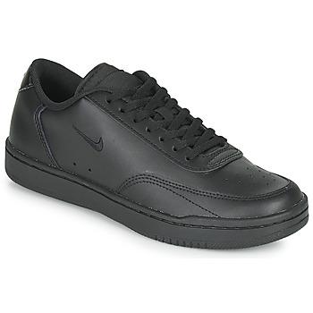 Buty Damskie Trampki niskie Nike COURT VINTAGE Czarny