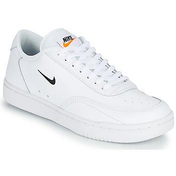 Buty Damskie Trampki niskie Nike COURT VINTAGE Biały