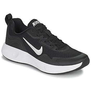 Buty Damskie Multisport Nike WEARALLDAY Czarny / Biały