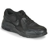 Buty Dziecko Trampki niskie Nike AIR MAX EXEE PS Czarny