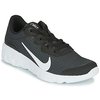 Buty Dziecko Trampki niskie Nike EXPLORE STRADA GS Czarny / Biały